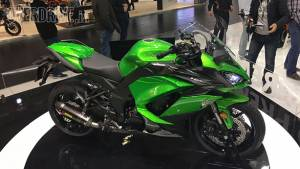 Intermot 2016: 2017 Kawasaki Z1000SX revealed