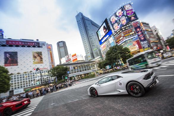 Lamborghini in Japan (3)
