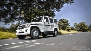 2016 Mahindra Bolero Power+ road test review
