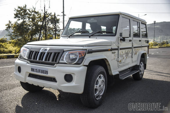 Mahindra Bolero Power+ (22)