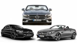 Three new Mercedes-Benz cars coming to India by end 2016