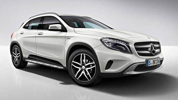 Mercedes-Benz GLA 220d 4Matic Activity Edition one