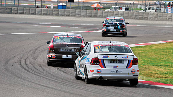 Racing in the Vento Cup (3)