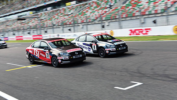 Racing in the Vento Cup (4)