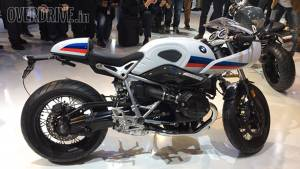 Intermot 2016: BMW reveals R nineT Racer and R nineT Pure