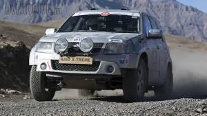 2016 Maruti Suzuki Raid de Himalaya: Rana and Naik win the Xtreme 4x4 class