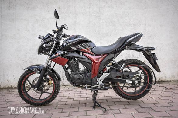 Suzuki Gixxer 150 vs Aprilia SR 150 (62)