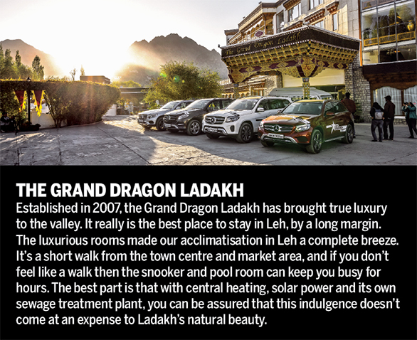 The Grand Dragon Ladakh New