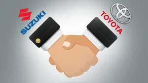Japanese car majors Toyota and Suzuki enter capital alliance