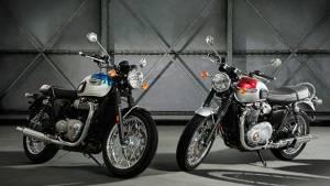 Image gallery: Triumph Bonneville T100