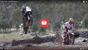 Video worth watching: Extreme enduro on a KTM 1190 R