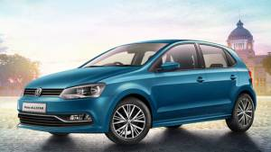 Volkswagen Polo AllStar unveiled in India