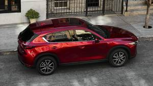 2016 Los Angeles Auto Show: New Mazda CX-5 image gallery