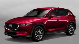 2016 Los Angeles Auto Show: New Mazda CX-5 unveiled