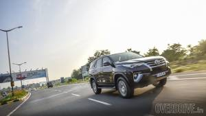 2016 Toyota Fortuner first drive review