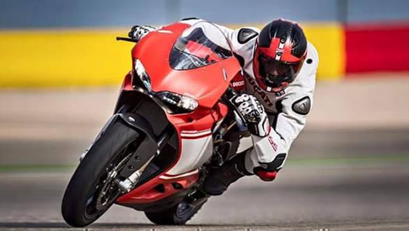 2017 Ducati 1299 Superleggera 3
