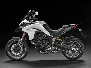 Ducati offering complementary aluminium panniers with the purchase of a Multistrada 950