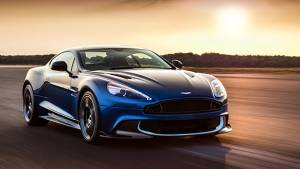 New Aston Martin Vanquish S makes 600PS of power