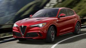 2016 Los Angeles Auto Show: New Alfa Romeo Stelvio could be the fastest SUV at Nurburgring