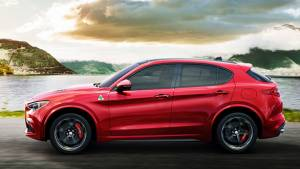 2016 Los Angeles Auto Show: New Alfa Romeo Stelvio image gallery