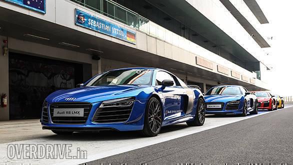 Audi R8 V10 Track Experience (11)