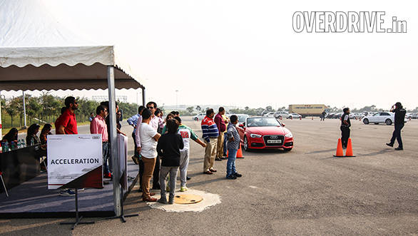 Audi R8 V10 Track Experience (4)