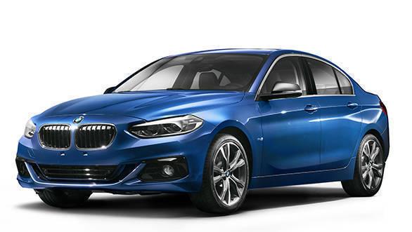 BMW 1 Series sedan (1)