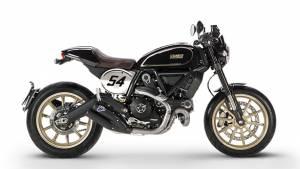 Image gallery: Ducati Scrambler Cafe Racer