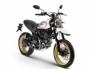 EICMA 2016: Ducati Scrambler Desert Sled unveiled