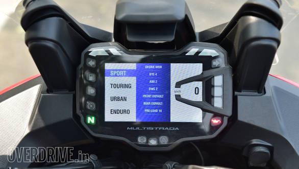 Ducati multistrada (1)