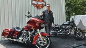 Harley-Davidson India launches 2017 model line-up