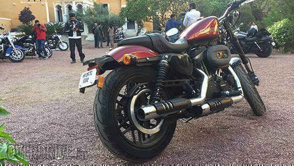 Harley Davidson - Roadster (5)