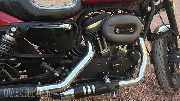 Harley Davidson - Roadster (6)