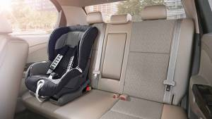 Everything you need to know about ISOFIX child seats in a car