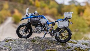 Cool Lego Technic BMW R 1200 GS Adventure to debut on January 1, 2017