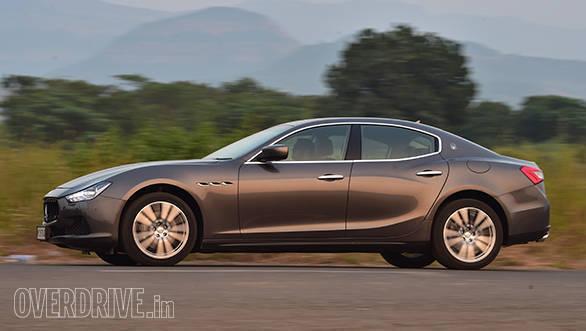 Maserati Ghibli (3)