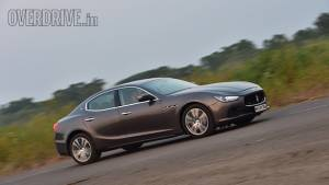 Maserati Ghibli Diesel road test review