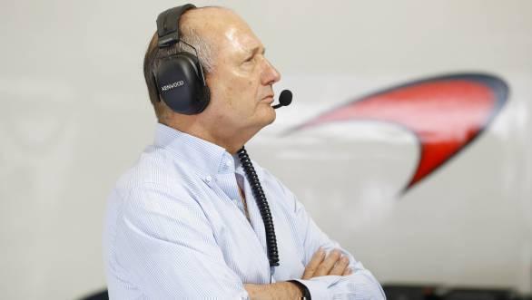 Is Ron Dennis soon going to be shown the door by McLaren?