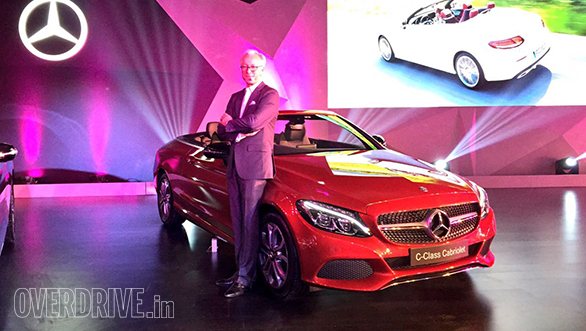 Mercedes-Benz C-Class and S-Class Cabriolet (3)