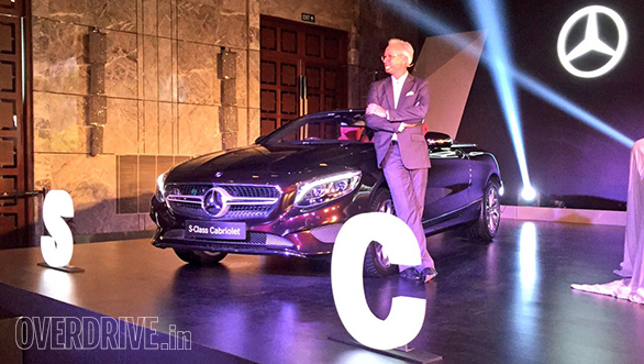 Mercedes-Benz C-Class and S-Class Cabriolet (4)