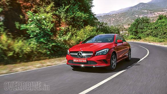 Mercedes Benz CLA (3)