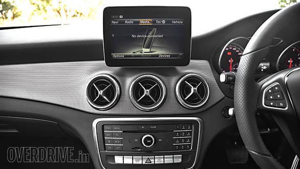 Mercedes Benz CLA (8)