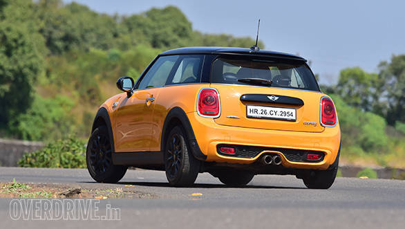 Mini Cooper S vs Volkswagen Polo GTI