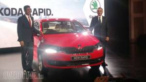 2016 Skoda Rapid facelift launched in India at Rs 8.34 lakh