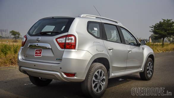 Nissan Terrano AMT (19)