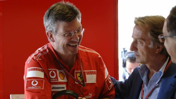 Ross Brawn is reportedly set to take over Bernie Ecclestone's role as the president of Formula One Management