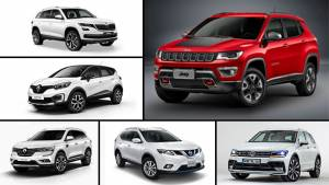 SUVs to be launched in India in 2017