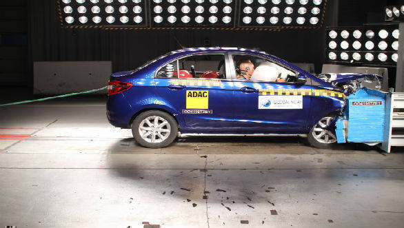 Tata Zest dual airbags