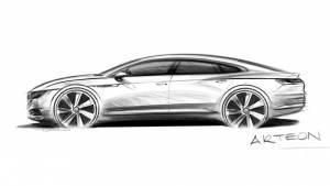 Volkswagen Arteon premium saloon to be showcased at Geneva Auto Show 2017