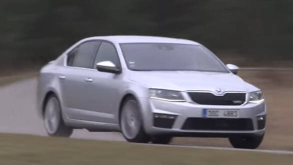2017 Skoda Octavia First Drive Review Overdrive